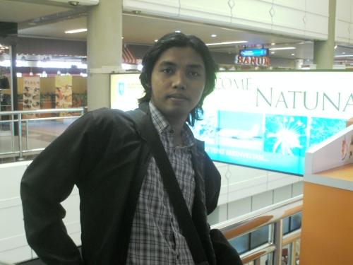 at hang nadim airport